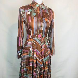 Vintage Long Alamor Dress